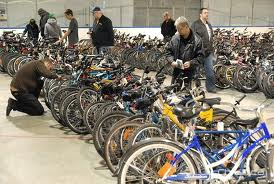 Halifax Police / RCMP Bike Auction Details